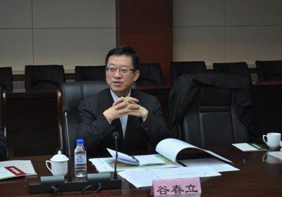 吉林首虎副省长谷春立被查 仕途扎根辽宁28年