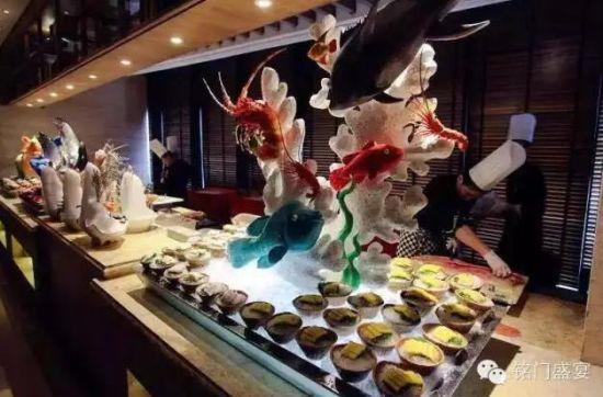 铭门盛宴 - 把做菜当成创作 当海鲜自助遇见顶级艺术家