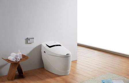 恒洁智能双q马桶:智能节水两相宜