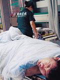 辽大学生拉架遭殴打