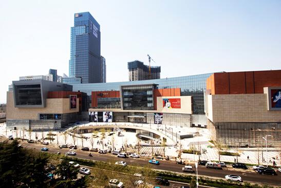 青岛华润万象城4月30日盛大开业