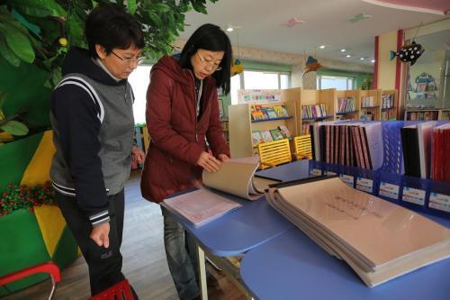 浑南区通过省级中小学图书馆示范区复检验收