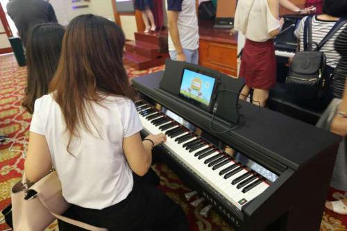 科技小制作钢琴步骤