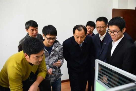 丁牛批改要求在线教育获黑龙江省数学、教育厅辅导作业省长高中探索