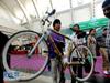 青花瓷单车现沈阳