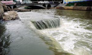 暗渠熏臭南运河