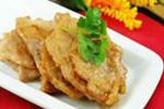 抚顺小吃:黄金肉