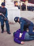 安保演习假劫匪引来真警察