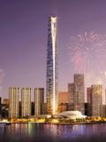 大连开建东北第一高楼