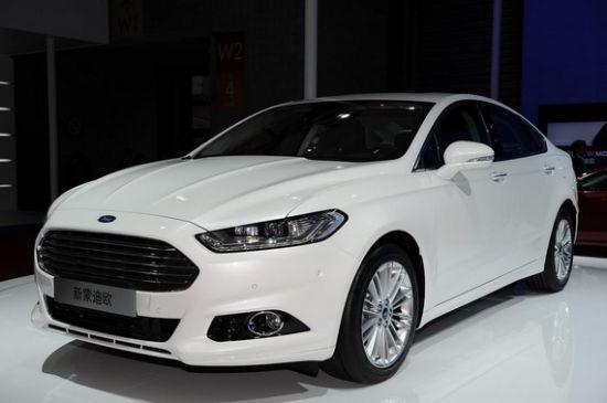 30期间,凡成功置换2013款新蒙迪欧的福特车主,可获赠原厂蒙迪欧车模一图片