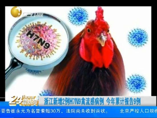 新增2例H7N9病例