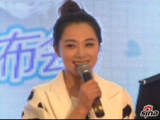 刘璇动作戏零替身 想再参加奥运会